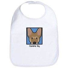 Anime Carolina Dog Bib