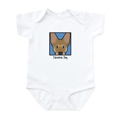 Anime Carolina Dog Infant Bodysuit