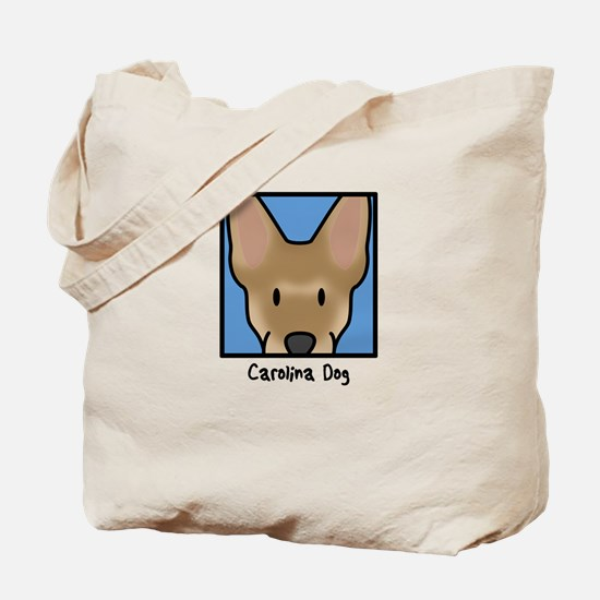 Anime Carolina Dog Tote Bag (Cartoon)