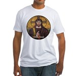 Jesus Christ Fitted T-Shirt
