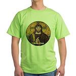 Jesus Christ Green T-Shirt