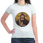 Jesus Christ Jr. Ringer T-Shirt