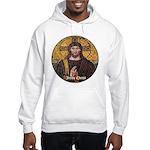 Jesus Christ Hooded Sweatshirt