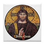 Jesus Christ Tile Coaster