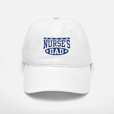 Proud Nurse's Dad Baseball Baseball Cap