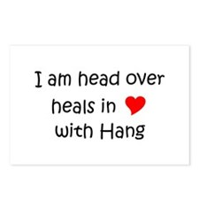 Cute Hang over Postcards (Package of 8)
