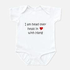 Hang over Infant Bodysuit