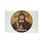 Jesus Christ Rectangle Magnet