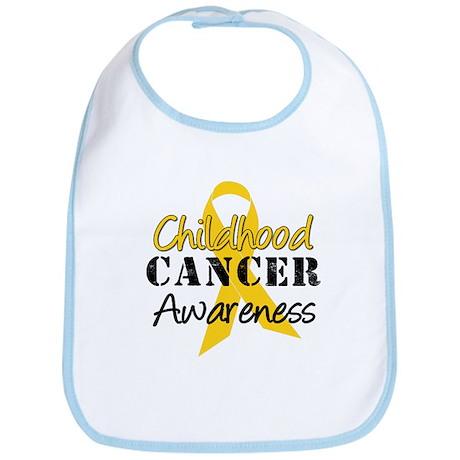 Childhood Cancer Bib