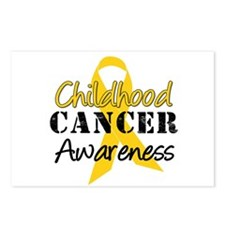 Childhood Cancer Postcards (Package of 8)