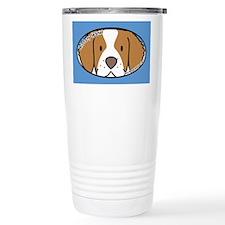 Anime Brittany Spaniel Travel Mug