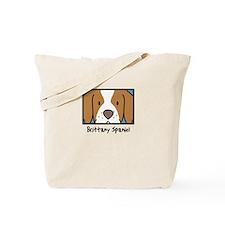 Anime Brittany Spaniel Tote Bag