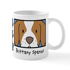 Anime Brittany Spaniel Small Mug