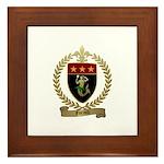FORAND Family Crest Framed Tile