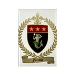 FORAND Family Crest Rectangle Magnet