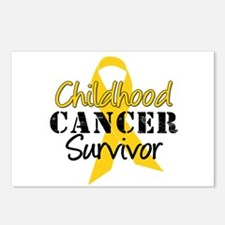 Childhood Cancer Survivor Postcards (Package of 8)