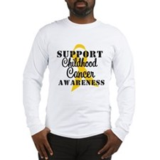 SupportChildCancer Long Sleeve T-Shirt