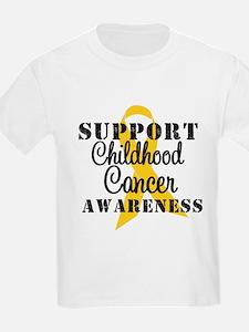 SupportChildCancer T-Shirt