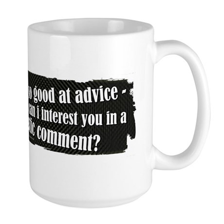 sacastic_comment Mugs