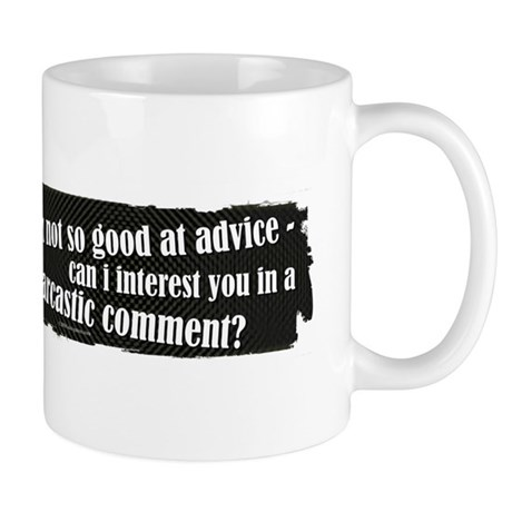 sacastic_comment Mugs