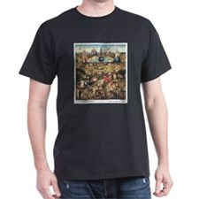 Garden of Earthly Delights T-Shirt