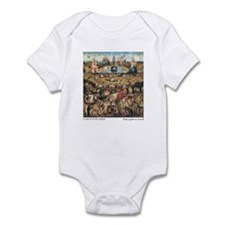 Garden of Earthly Delights Infant Bodysuit