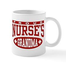 Proud Nurse's Grandma Mug