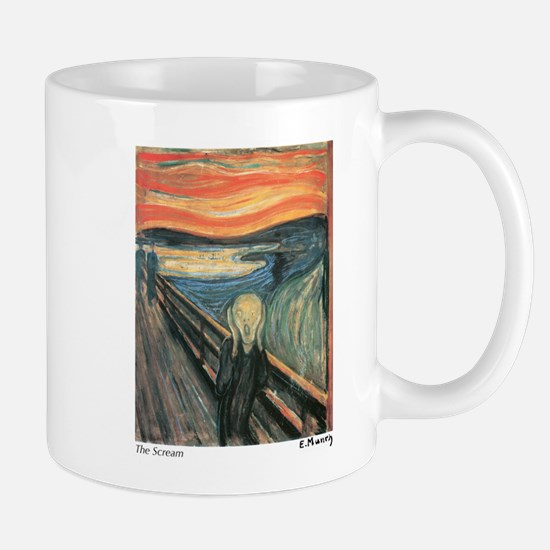 The Scream Mug