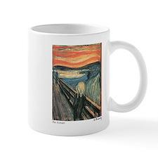The Scream Small Mug
