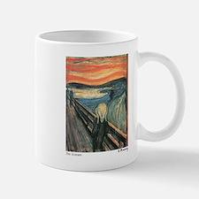 The Scream Small Small Mug