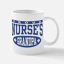 Proud Nurse's Grandpa Mug