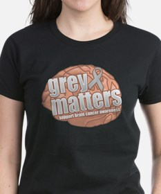 Brain Cancer: Grey Matters Tee