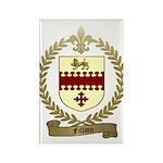 FILLION Family Crest Rectangle Magnet (10 pack)