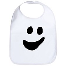 Ghost Face Bib