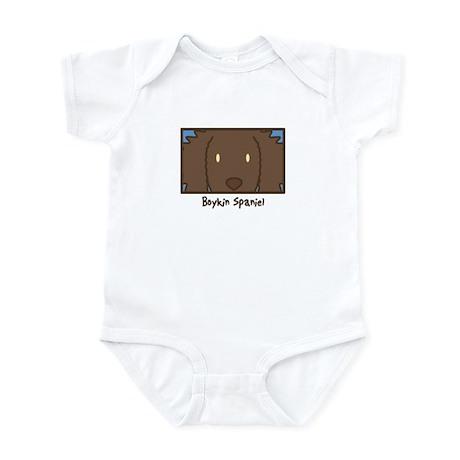 Anime Boykin Spaniel Infant Bodysuit
