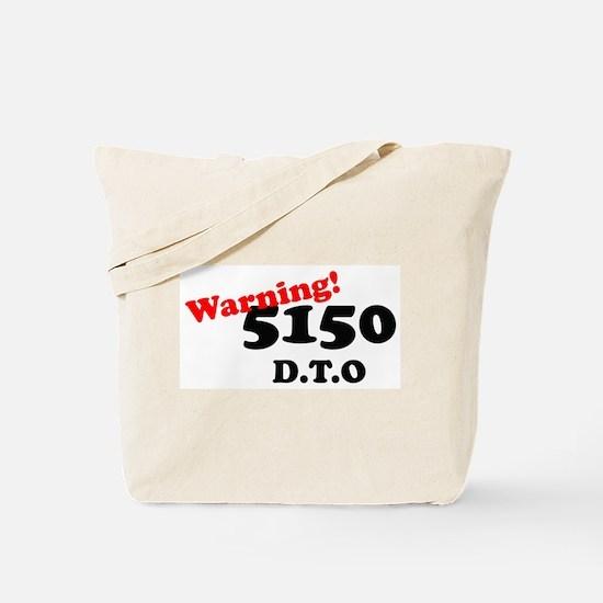 Cute Psychotic Tote Bag