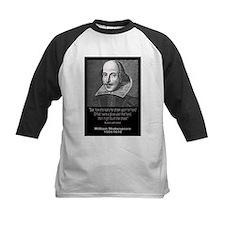 William Shakespeare Quote Tee