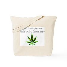 booze you lose Tote Bag