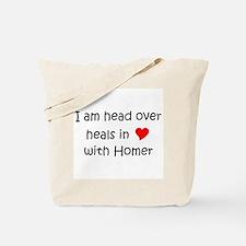 Cool Healing homes Tote Bag