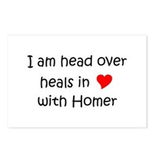 Funny Healing homes Postcards (Package of 8)