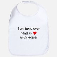 Funny Healing homes Bib