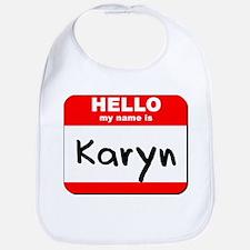 Hello my name is Karyn Bib