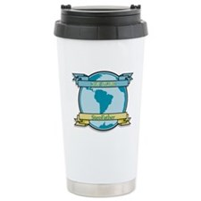World Champion Stepfather Travel Mug