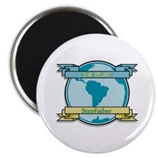 "World Champion Stepfather 2.25"" Magnet (10 pack)"