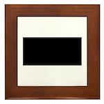 Feminist Women's Equality Framed Tile
