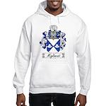 Migliorati Family Crest Hooded Sweatshirt