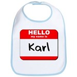 Hello my name is Karl Bib