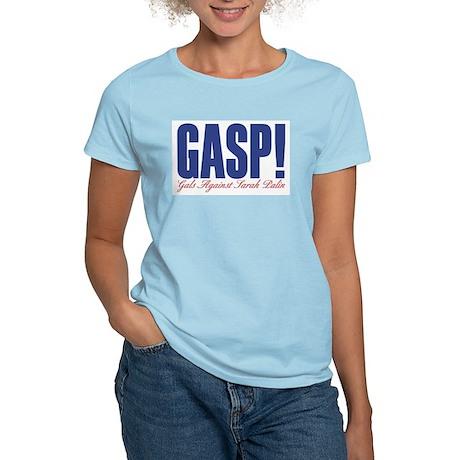 2-GASP large blue T-Shirt