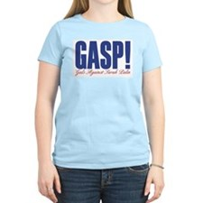 2-GASP large blue T-Shirt