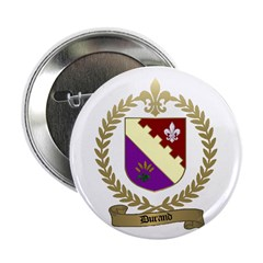 DURAND Family Crest Button